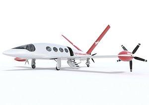 ambulance medical aircraft model