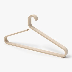 3D modern clothes hanger model