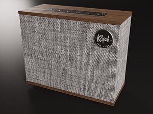 3D KLIPSCH Heritage Groove - Bluetooth Speaker