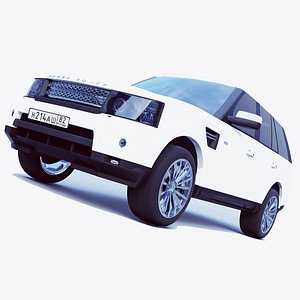 RangeRover Sport 2009 model
