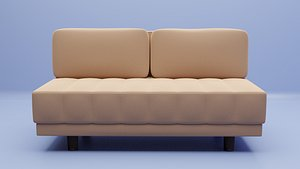 3D Sofa for archviz 3D model