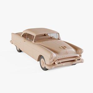 1954 Oldsmobile 88 Super Holiday model
