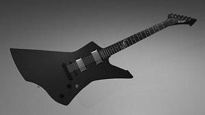 James Hetfield ESP SnakeByte