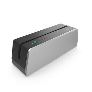 VIP Card Reader PBR 3D model