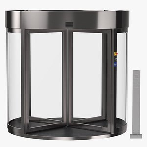 rotating door model