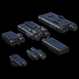 PEQ Units 01 BLACK 3D