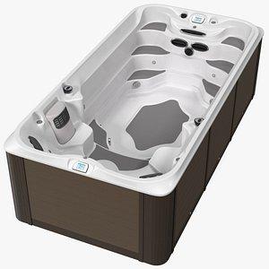 3D Jacuzzi 16ft Power Active Spa model