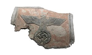 War Artifact Third Reich 3D model