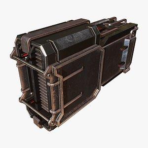 Cooling System G 3D model