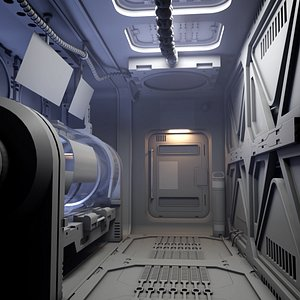 3D sci model