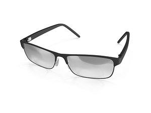 3D Simple Glasses