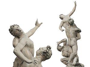 3D Italian Sculpture