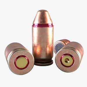 cartridge 9x18 pmm 3D