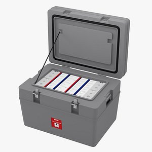 3D Vaccine Cold Box