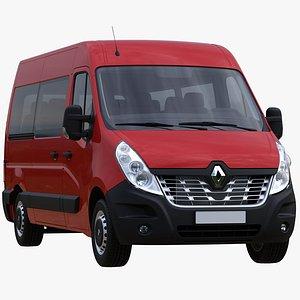 master l2h2 passenger minibus model