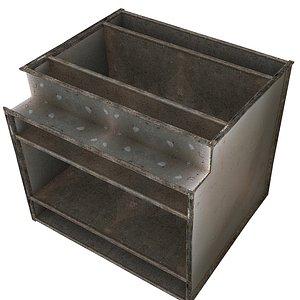 3D Ventilation Modular 01 03 P