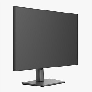 3D LCD 24-inch monitor