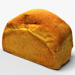 3D Pastry soft bred