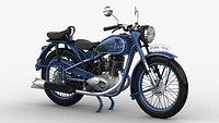 Motorcycle IZH 49