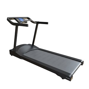3D model fitness sport treadmill
