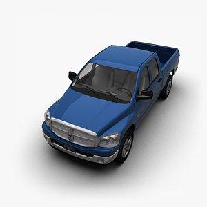 2006 Ram CrewCab 3D model