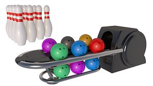 3D Bowling Collection