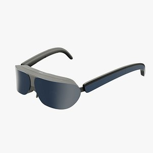 3D Augmented Reality Googles