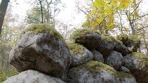 stone rocks landscape 3D model