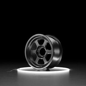 RAYS VOLK RACING TE37XT Car wheel 3D