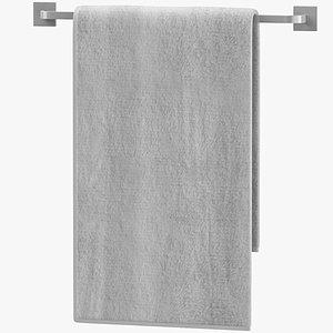 3D Towel Holder model