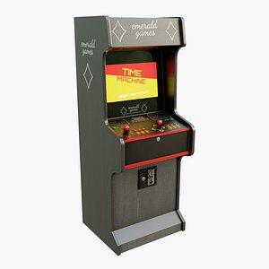 3D model Arcade Video Game