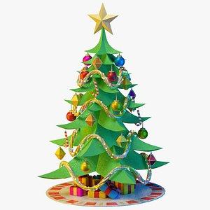 ChristmasTree 3D model