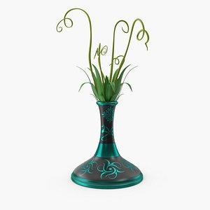 decor flower pot 3D model