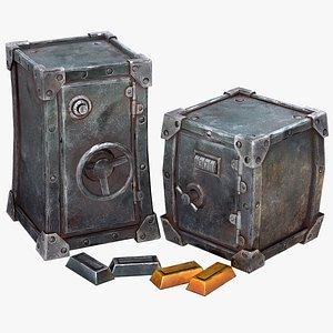 Safe Pack 3D