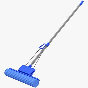 Sponge Mop 3D