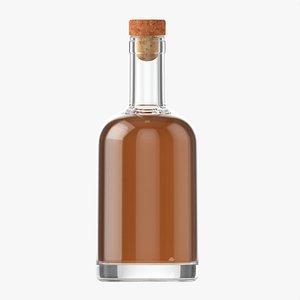 3D model Whiskey bottle 21