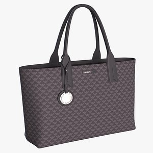 armani shopper black 3D
