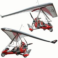 Ultralight trike Tanarg 912