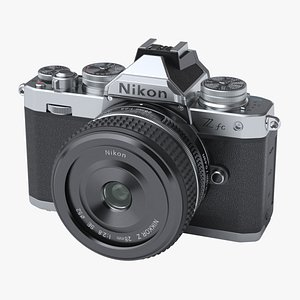 Nikon Zfc model