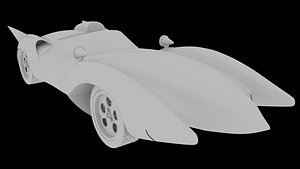 Mach 5  3D model