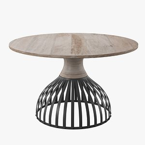 LABELLA COCKTAIL TABLE  8158-CT 3D