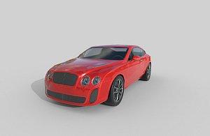 3D model bentley -