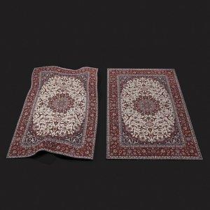3D Persian Carpet Design Two