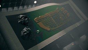 3D Museum scroll