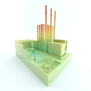 Paral-lel 3D model