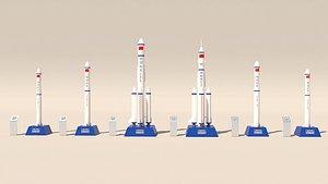 Rocket 3D