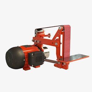 3D Grinder model