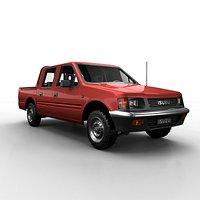 1990 Isuzu Pickup Crew Cab