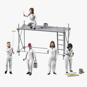 3D painter paint