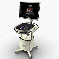 ultrasound machine ECHO